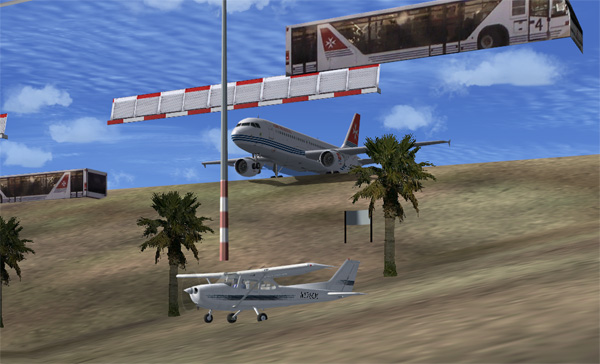 Malta, Casablanca And Madrid Issues - Aerosoft Scenery - AEROSOFT